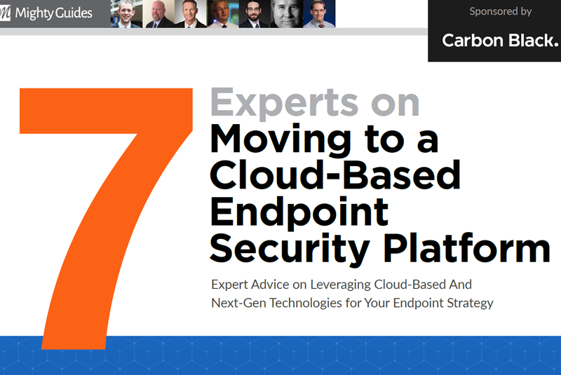 Essays From 7 Experts On Moving To A Cloud Based Endpoint