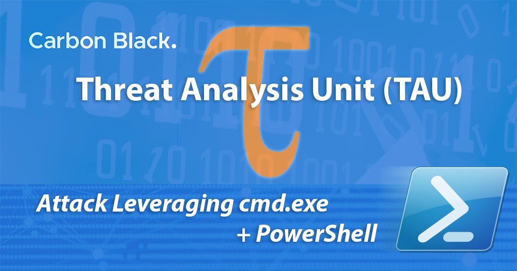 Threat Analysis: Recent Attack Technique Leveraging cmd exe