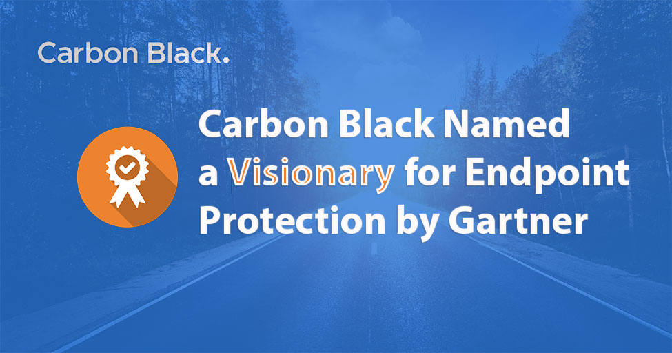 Carbon Black Named A Visionary In Gartner S 2018 Magic