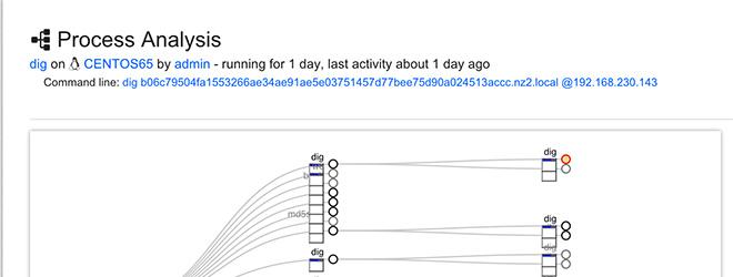 Detecting Data Exfiltration via DNS Queries