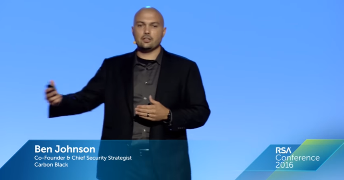RSA Conference Keynote - The Pyramid of Protection: Rethinking Layered Security