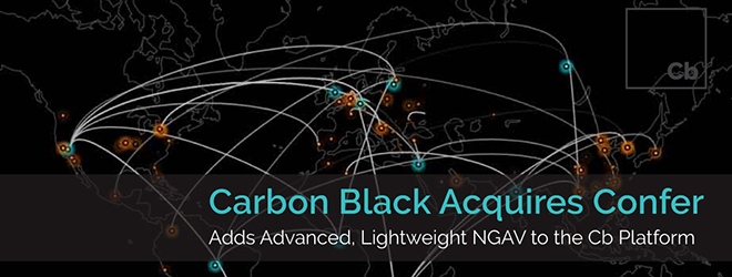 Carbon Black Acquires Confer