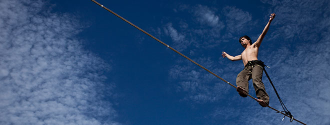 Information Sharing Walking a Tightrope or Tightening the Rope